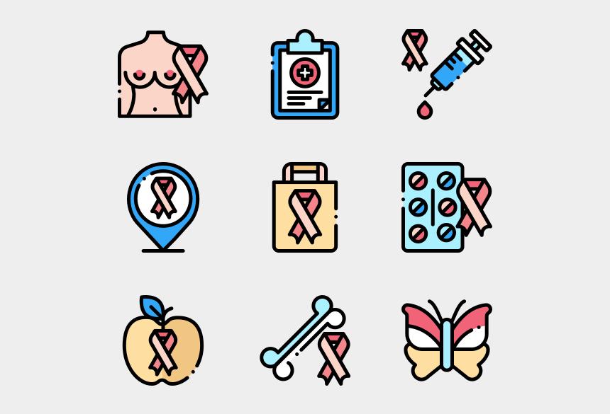 caduceus medical symbol clipart, Cartoons - World Cancer Awareness Day - Icons For Web Design