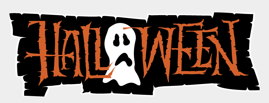 haloween clipart, Cartoons - Halloween Clipart The Word - Trick Or Treat Word Art