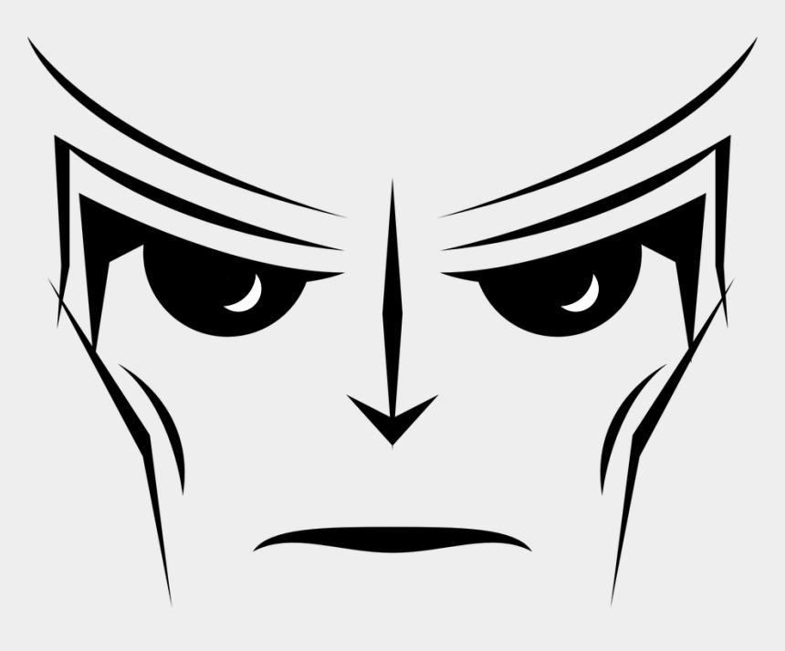 frankenstein face clipart, Cartoons - Robot Android Alien Eyes Face Monster Stern - Robot Face Vector