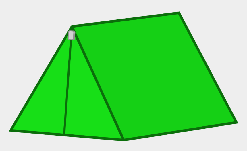 Triangle object. Clipart tent objects cliparts