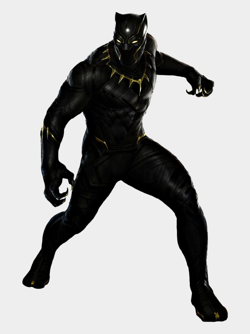 panther head clipart, Cartoons - Hero Clipart Black Panther - Black Panther Transparent Background