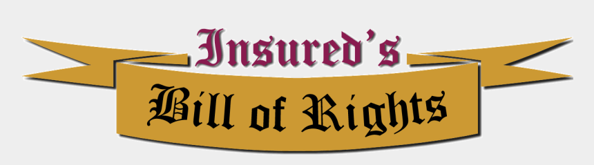 bill of rights clipart, Cartoons - You, As A Homeowner Or Business Owner, Have Insurance - Calligraphy