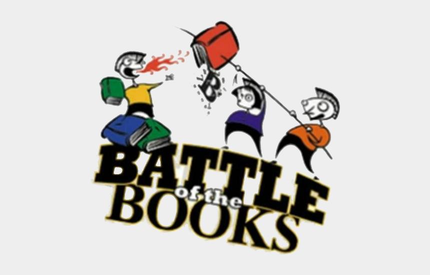 storytime clipart, Cartoons - Battle Of The Books Grades Kent Public Ⓒ - Battle Of The Books