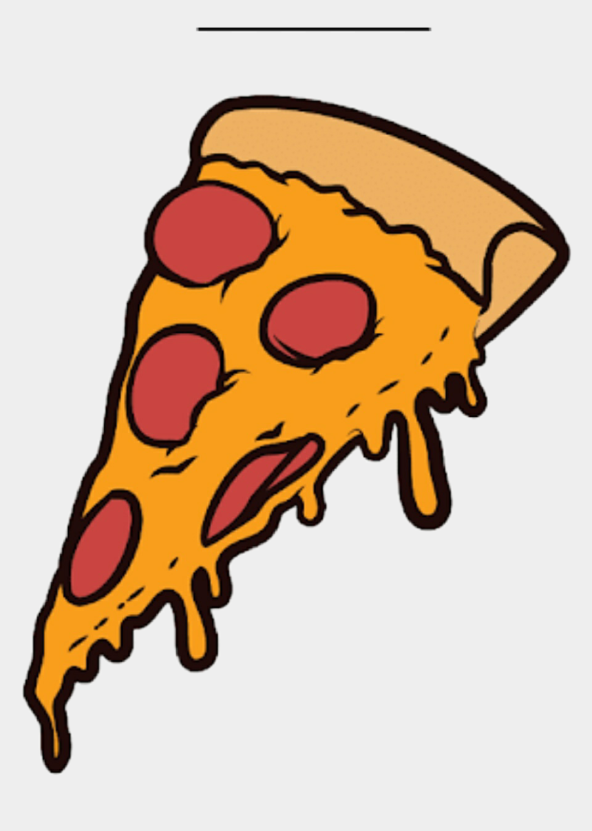 pizza slice clipart png, Cartoons - #pizza #tumblr #stickers - Pizza Slice Cartoon Png