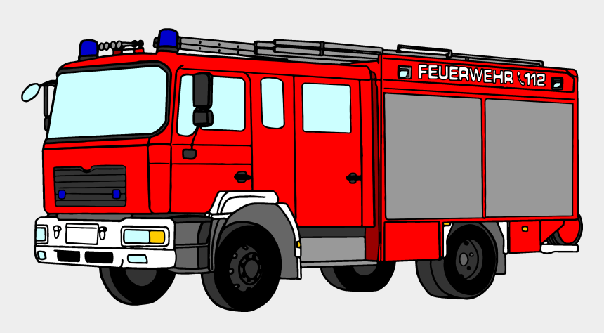 www clipart com, Cartoons - Http - //www - Clipart - - Clipart Feuerwehrauto Kostenlos