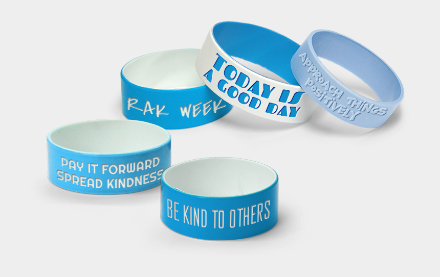 acts of kindness clipart, Cartoons - Rak Week Kindness Bracelets - Kindness Bracelets