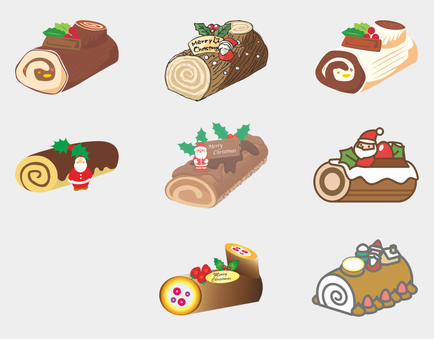 pudding clipart, Cartoons - Desserts Clipart Christmas - Japanese Christmas Cake Clipart