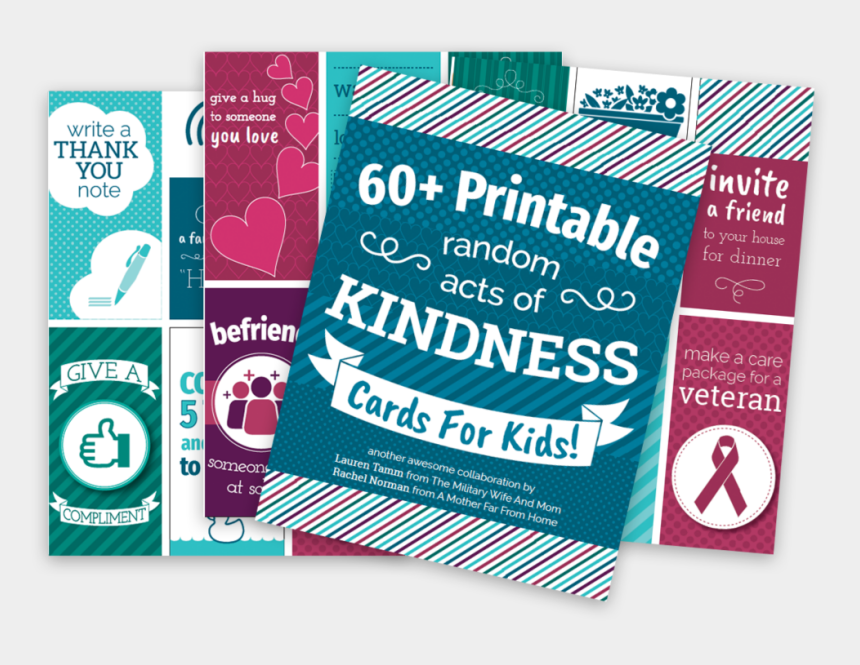acts of kindness clipart, Cartoons - Printable Random Acts Of Kindness Cards Licensed Copy - Random Acts Of Kindness Cards For Kids