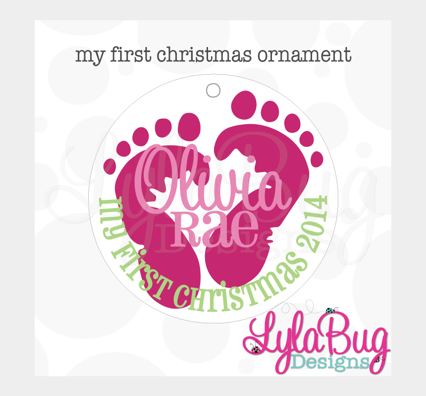 baby's first christmas clipart, Cartoons - Hol My First Xmas G - Graphic Design