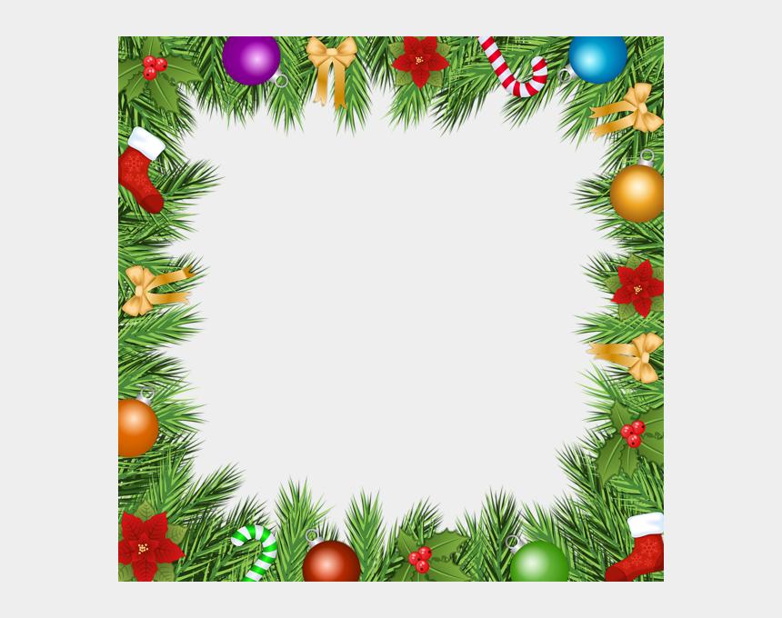 christmas frames clipart, Cartoons - Christmas Border, Christmas Frames, Christmas Pictures, - Transparent Christmas Border Png