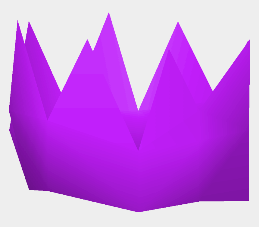 party hats clipart, Cartoons - Purple Party Hat Osrs - Runescape Party Hat Png