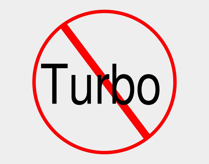 turbo clipart, Cartoons - No Turbo Clip Art - No Turbo
