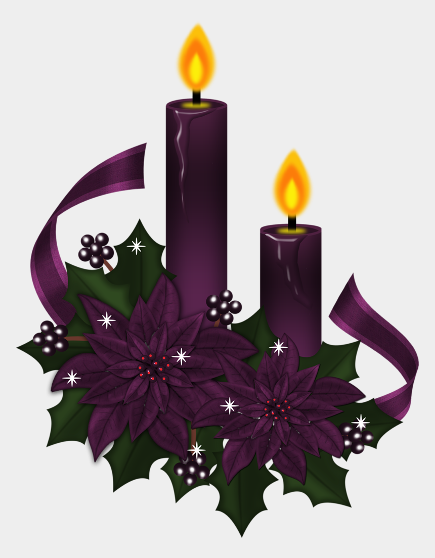 christmas candles clipart, Cartoons - ○••°‿✿⁀candles✿⁀°••○ - Christmas Candles Clip Art