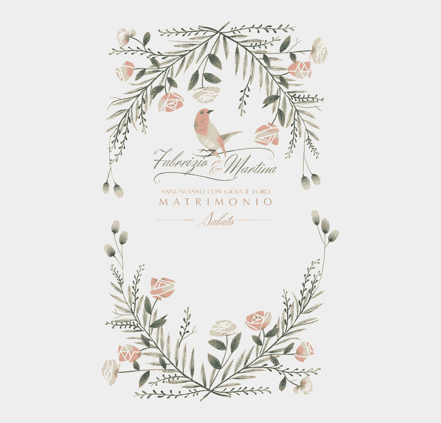 housewarming clipart, Cartoons - Wedding Cover Illustration Invitations Marriage Invitation - Bird Wedding Invitation Png