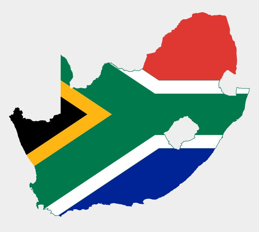 tyranny clipart, Cartoons - South Africa Flag Map
