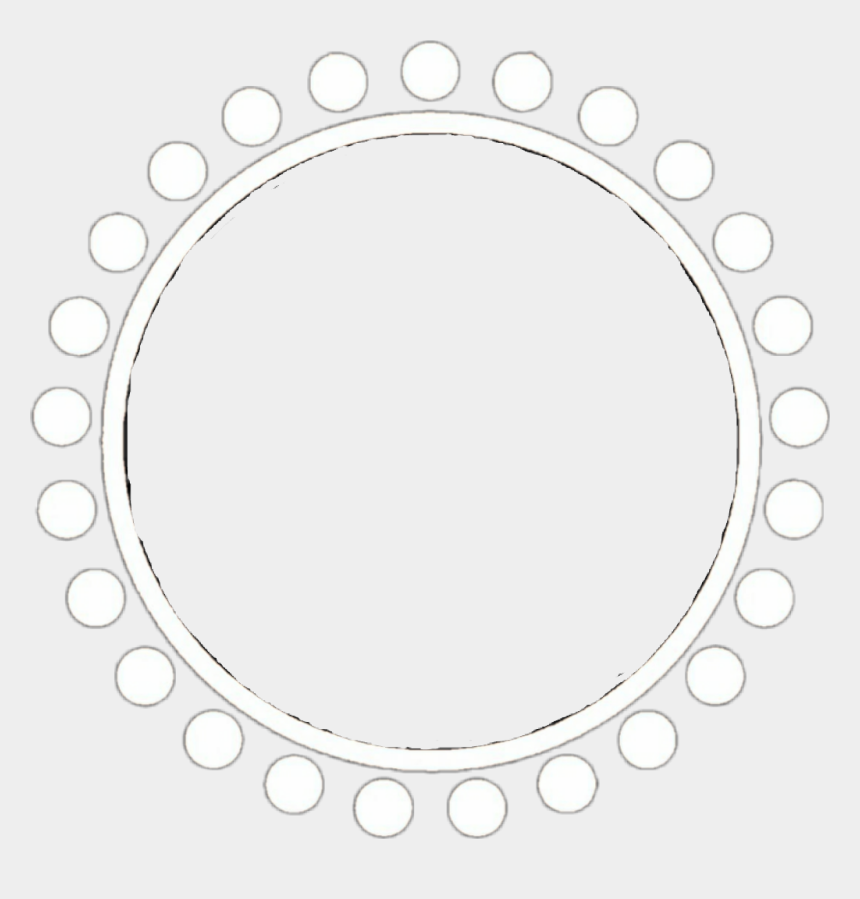 editing clipart, Cartoons - Png Edit Overlay White - White Circle Overlay Png
