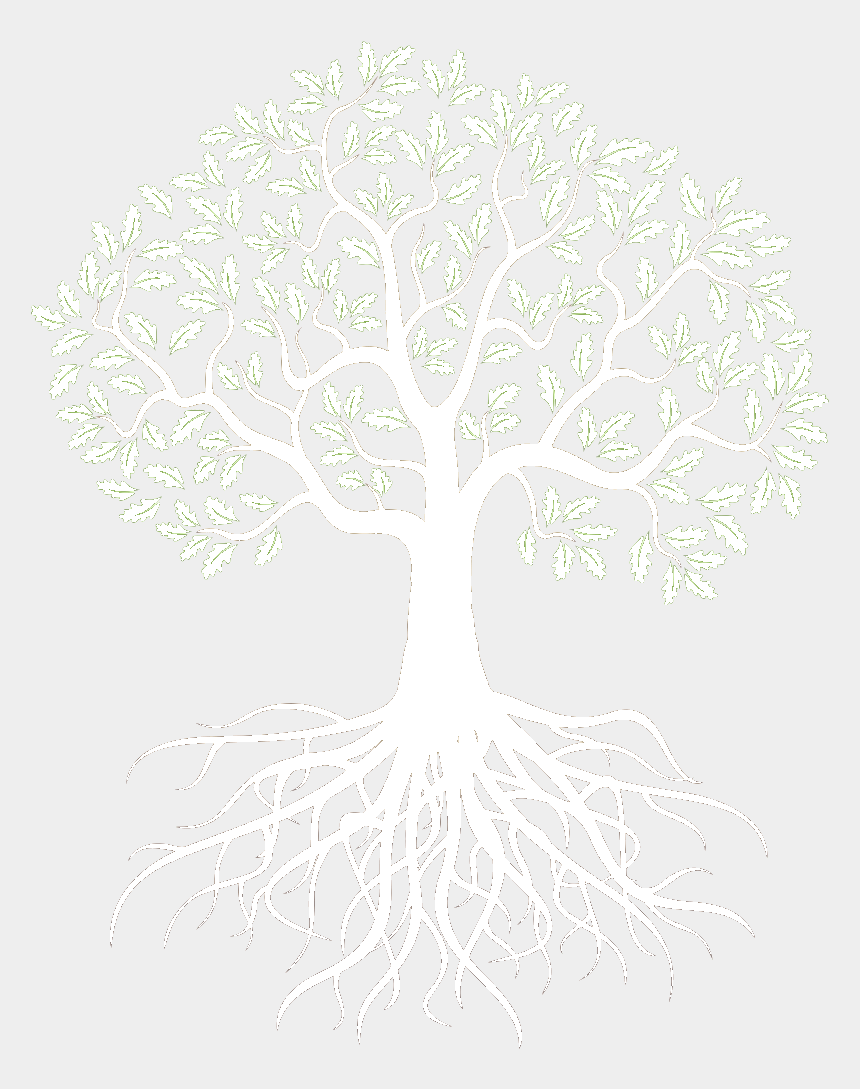 family reunion clipart black and white, Cartoons - Discover Your Roots - Silk Screen Tree Design