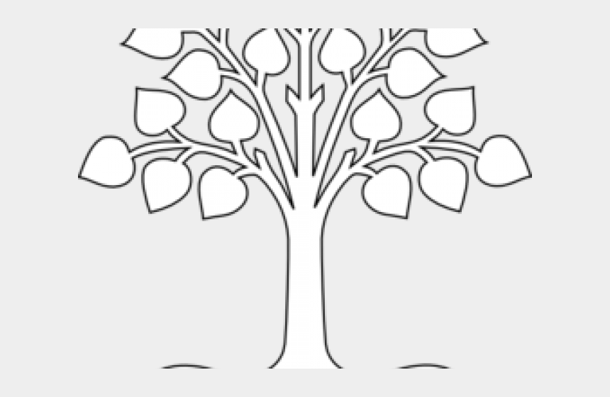 family tree with roots clipart, Cartoons - Roots Clipart Tree Outline - Clip Art Tree Outline
