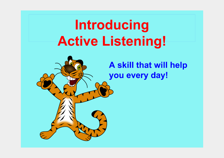 active listening clipart, Cartoons - Active Listening - Varios Tipós De Animais
