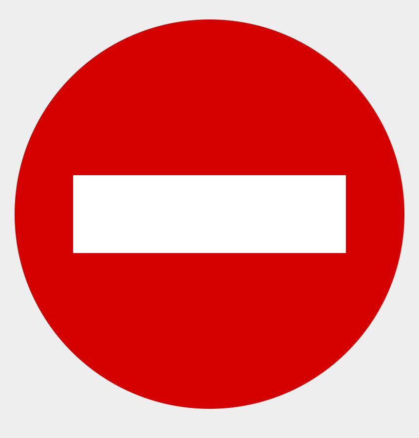 enter clipart, Cartoons - Do Not Enter - Verboten Emoji
