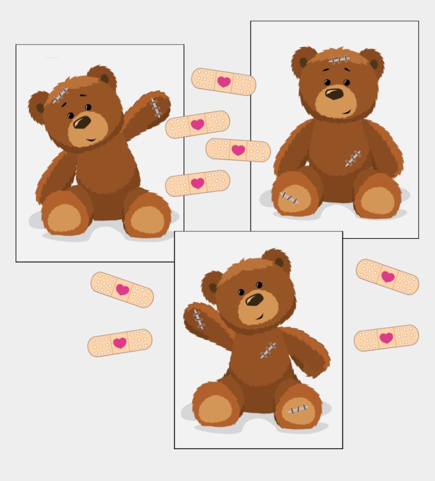 doc mcstuffins birthday clipart, Cartoons - Doc Mcstuffins Party Games And Ideas Fix'em Up Relay - Valentines Teddy Bear Vector