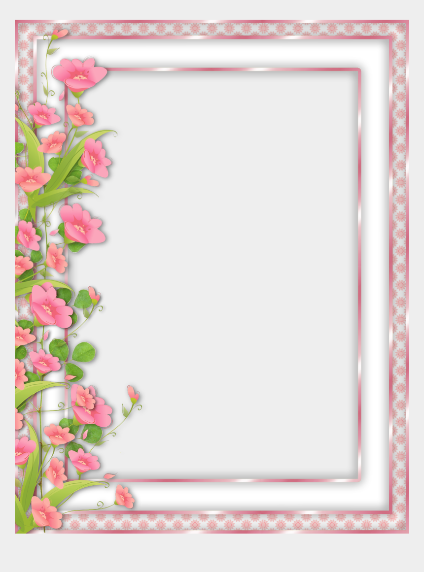 mexican flower clipart, Cartoons - Mexican Flowers Border Png - Flowers Frame Border Png