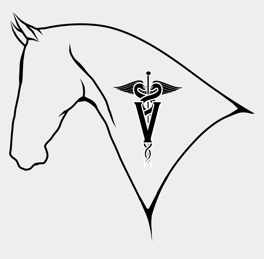 veterinarian clipart black and white, Cartoons - Welcome To Blue Mist Equine Veterinary Centre