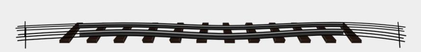 railroad track clipart, Cartoons - Free Vector Graphic Rails Railway Tracks Trackage - Trilho De Trem Em Desenho
