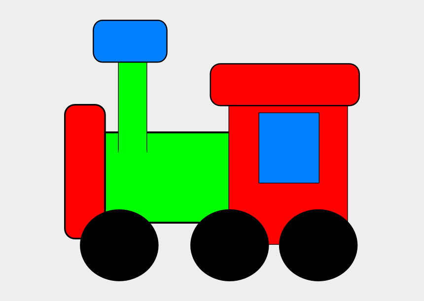 railroad track clipart, Cartoons - Train Clip Art Clipart - Train Kids