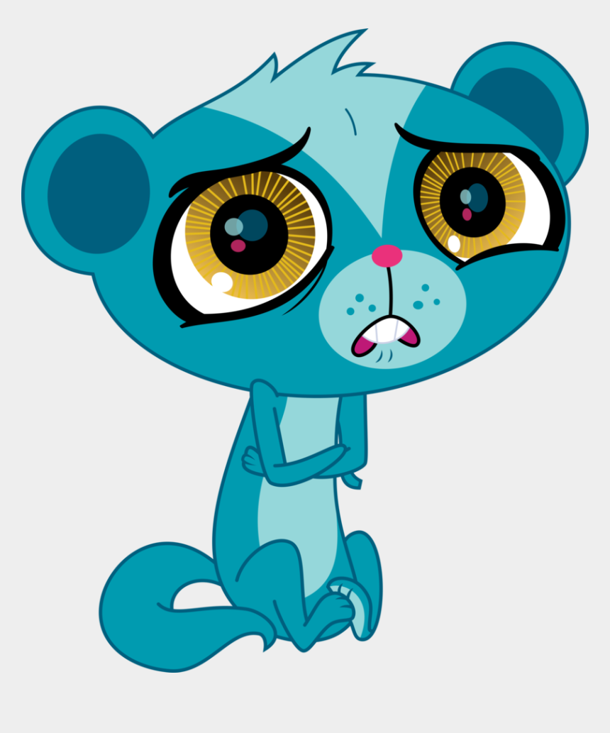feeling hot clipart, Cartoons - Worrying Mongoose Knows How You Feel Lol This Is Cute - Little Pet Shop Sunil