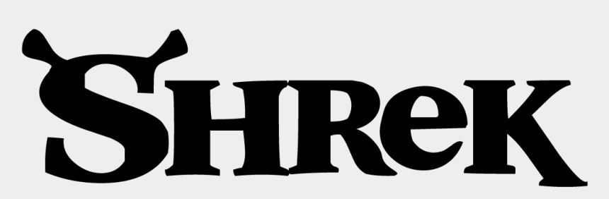 shrek clipart, Cartoons - Shrek Logo Png - Shrek Font