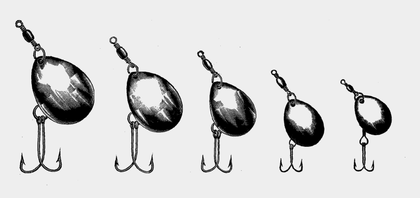 fishing lures clipart, Cartoons - The Third Digital Fishing Lure Download Also Makes - Earrings