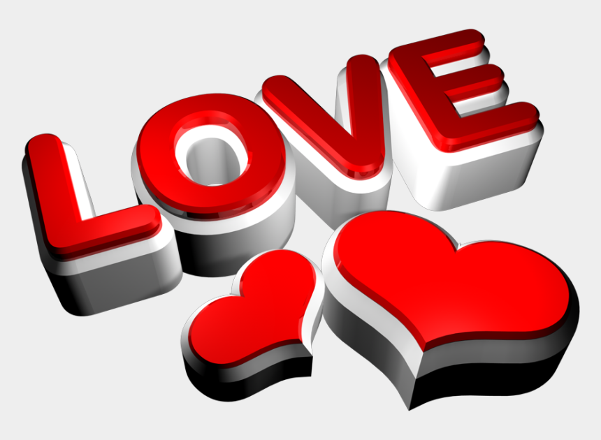 love one another clipart, Cartoons - Фото, Автор Вика Виктория На Яндекс - Text Love Pic Png