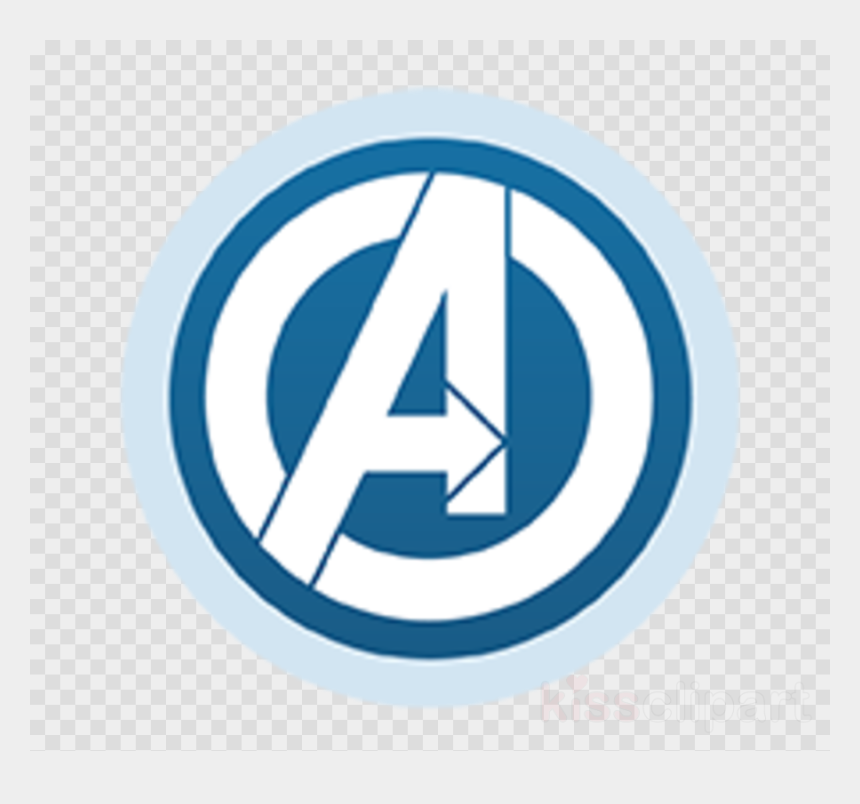 avengers clipart, Cartoons - Avengers Logo Clipart Captain America Hulk Bucky Barnes - Intrauterine Growth Retardation Clipart