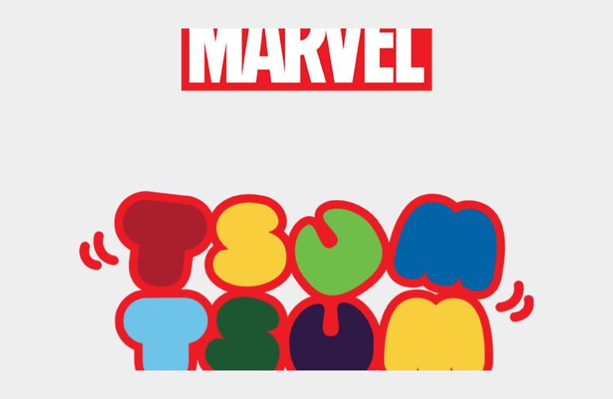 avengers clipart, Cartoons - Avengers Clipart Tsum Tsum - Marvel Tsum Tsum Logo