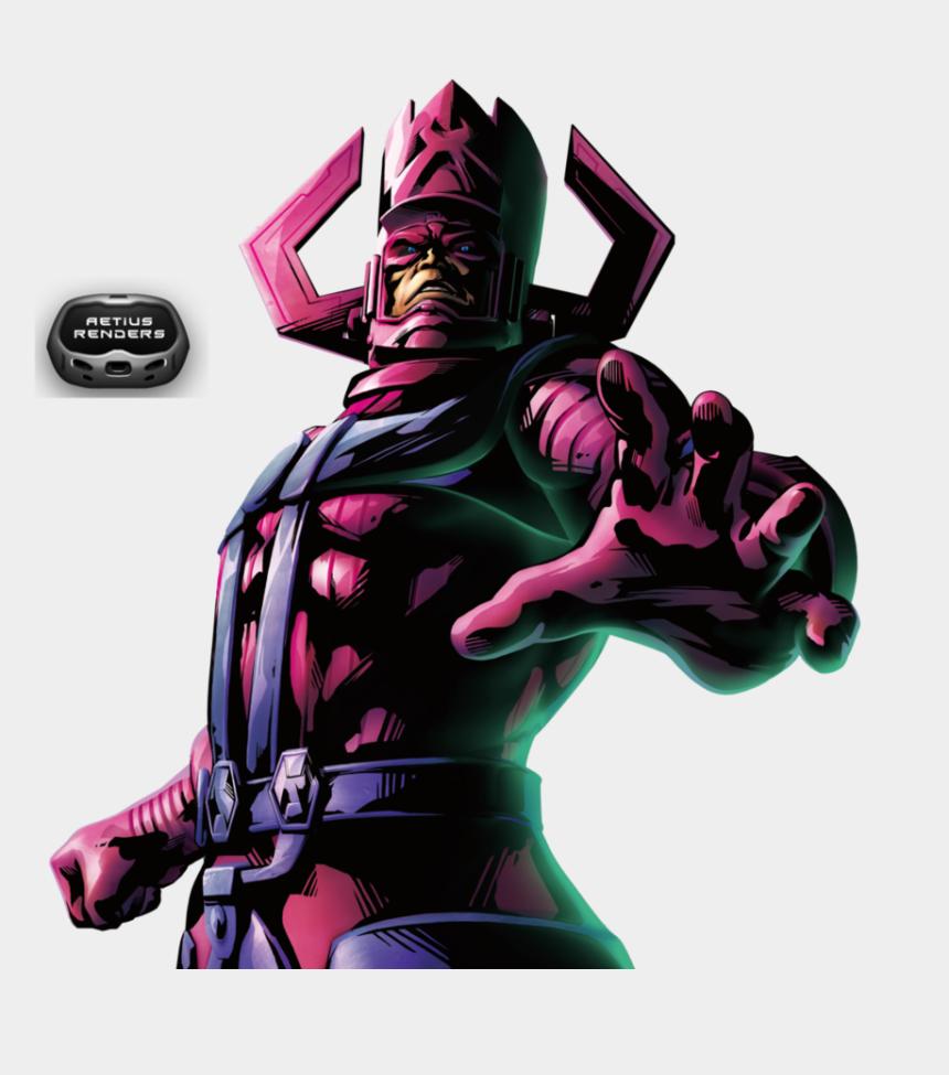 avengers clipart, Cartoons - Marvel - Galactus Vs Captain Marvel
