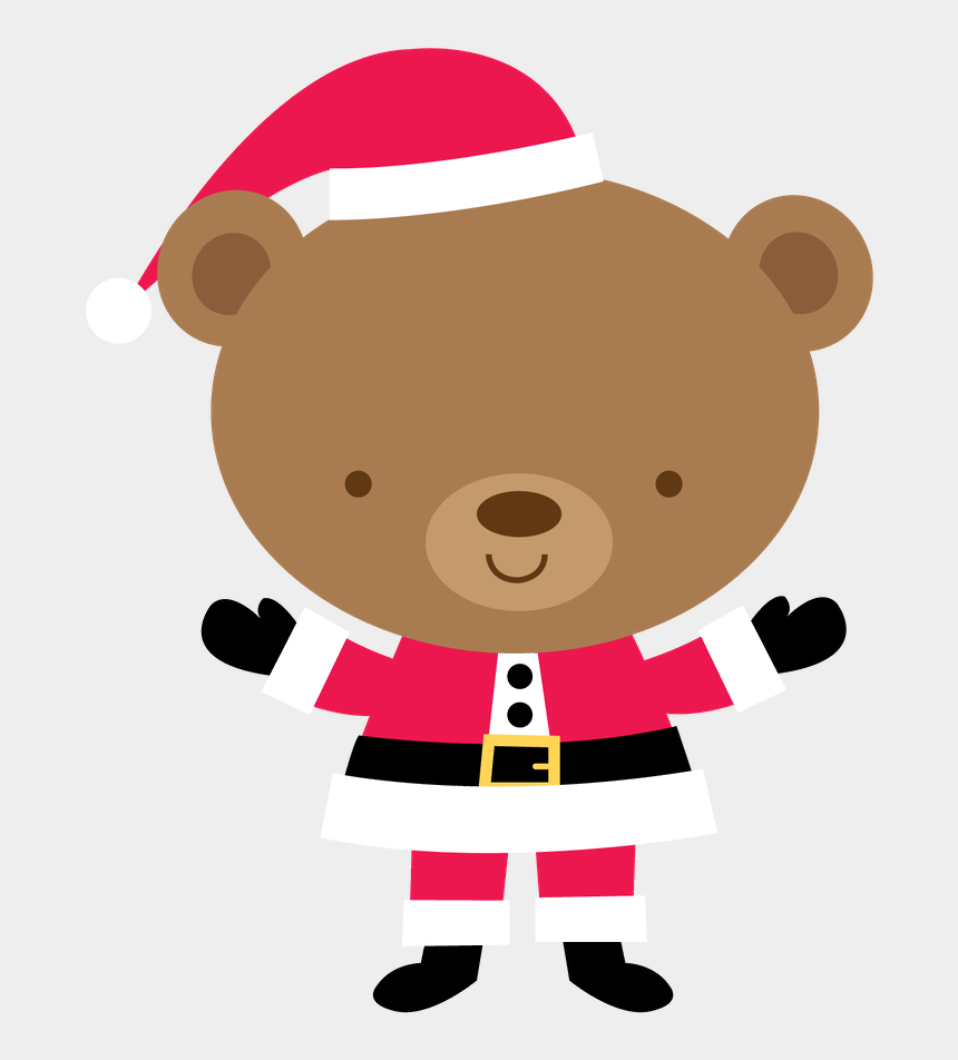 christmas animal clipart, Cartoons - Clipart Images - Teddy Bear