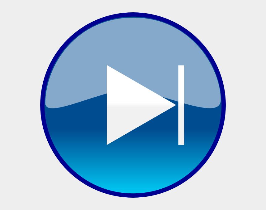 skip clipart, Cartoons - Windows Media Player Next Button