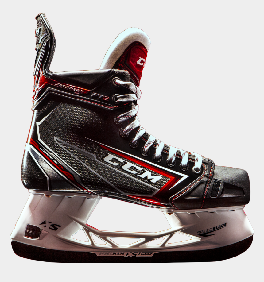 hockey skates clipart, Cartoons - Jetspeed Ft2 Skate - Figure Skate