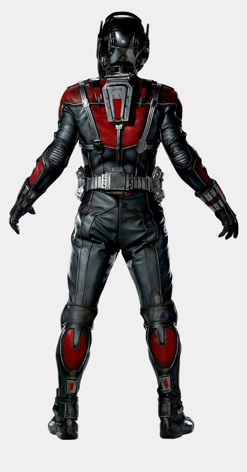 pat on the back clipart, Cartoons - Ant Man Suit Back - Ant Man From Behind