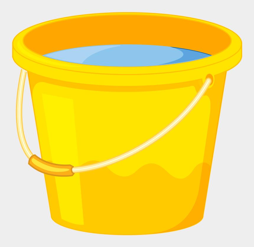 buckets clipart, Cartoons - Plastic Clipart Pail - Bucket Clipart Png