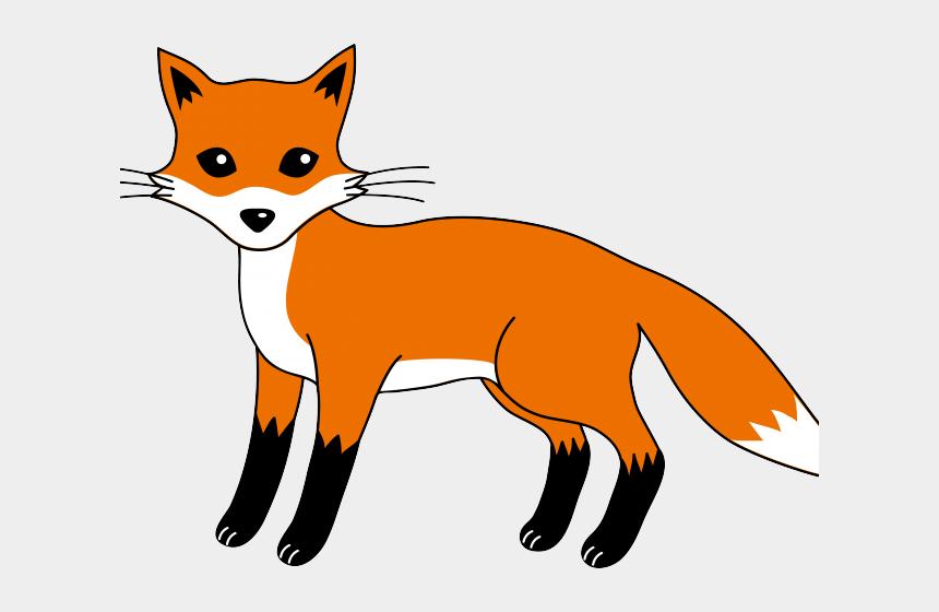 mammals clipart, Cartoons - Mammal Clipart Small Fox - Food Chain With A Fox
