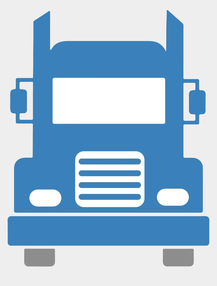 18 wheeler clipart, Cartoons - Truck Clipart Front Png - Truck Front Clip Art
