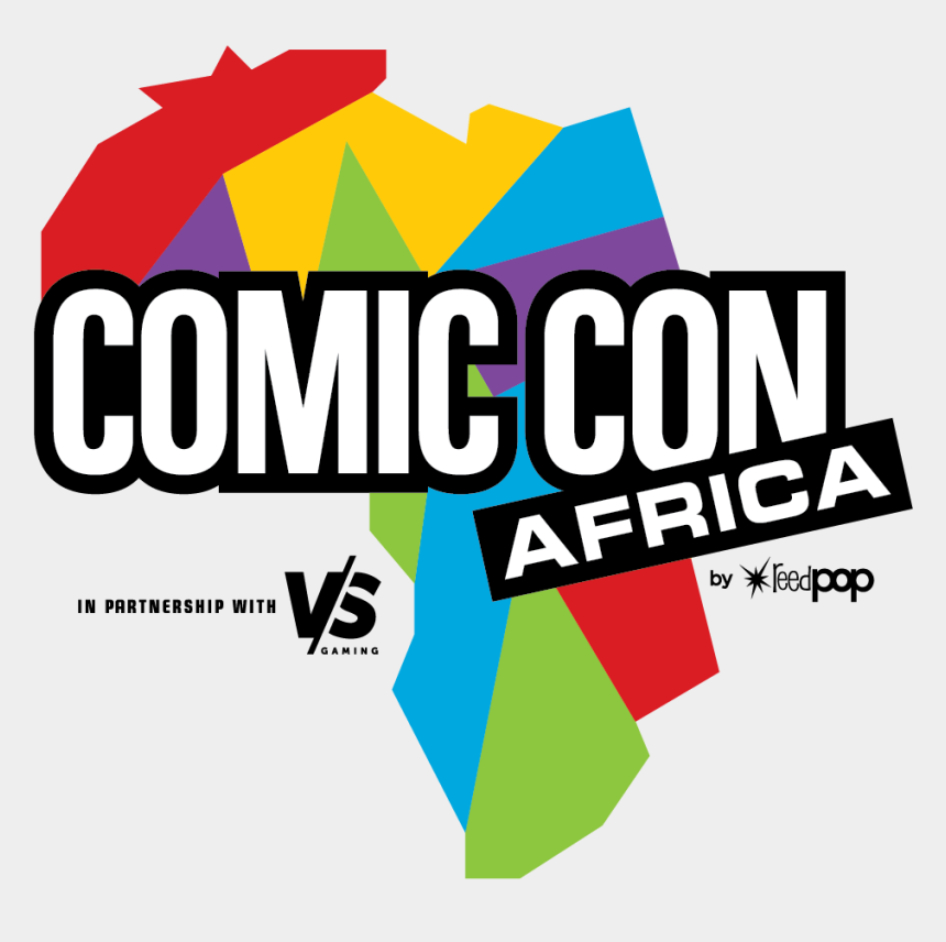 events clipart, Cartoons - Events Calendar Africa S Leading Exhibition Events - Comic Con Africa 2019