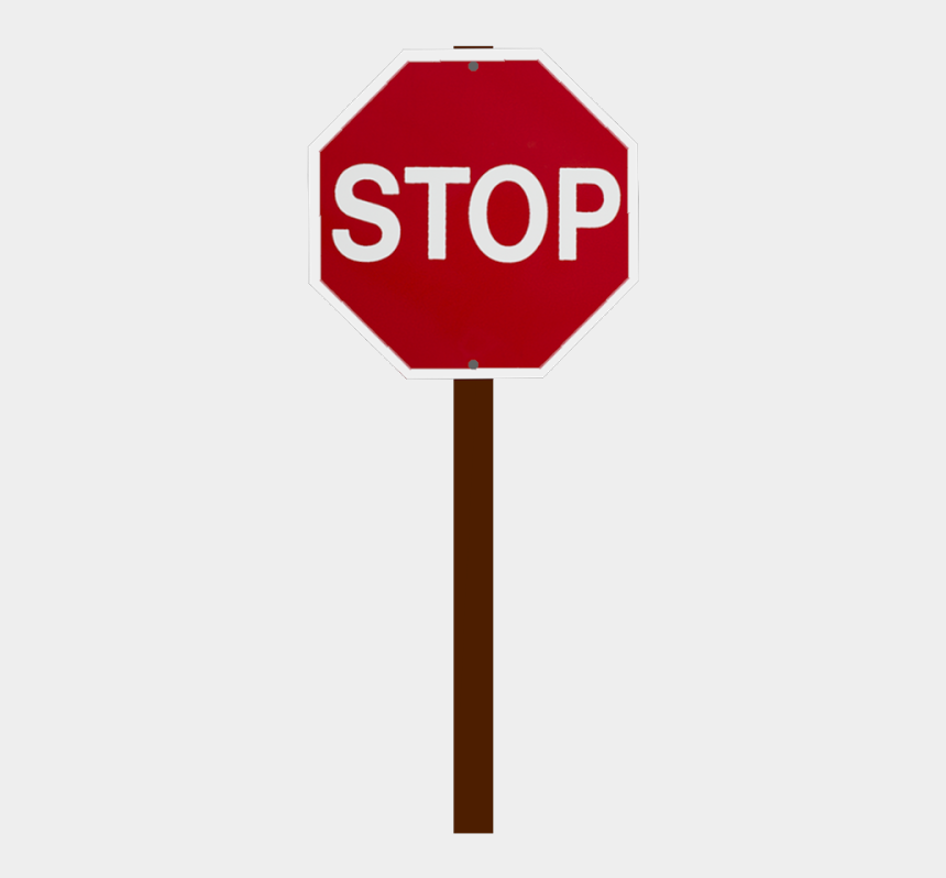 street signs clipart, Cartoons - Sign Stop Png - Stop Sign