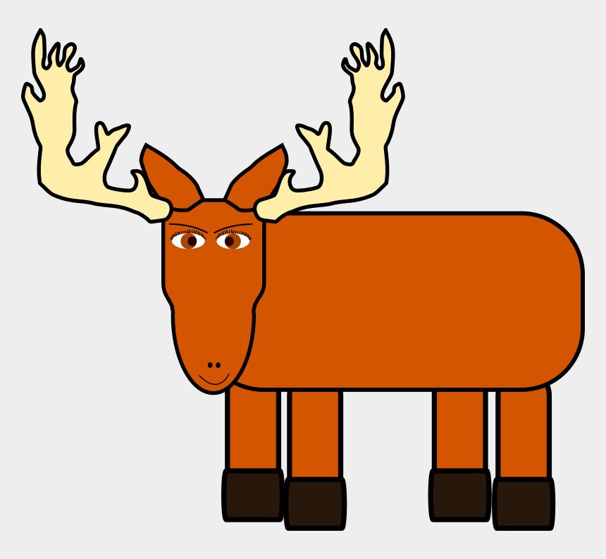 moose clip art, Cartoons - Cartoon Moose Svg Clip Arts 600 X 535 Px - Cartoon Moose