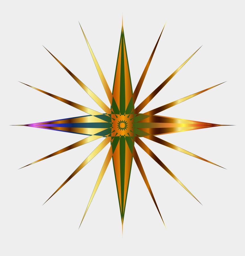 christmas star clip art, Cartoons - Christmas Star Clip Art Transparent - North Star Transparent