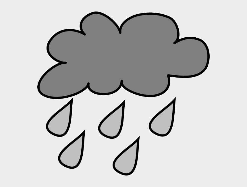 clouds clip art, Cartoons - Rain Clouds Clipart Free Images - Rain Cloud Cartoon Png