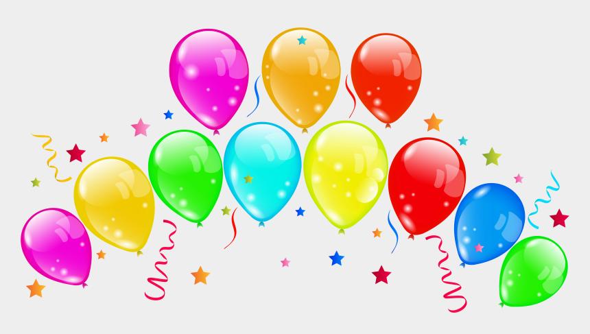 balloons clipart, Cartoons - Balloons Clipart Png - Balloons Png