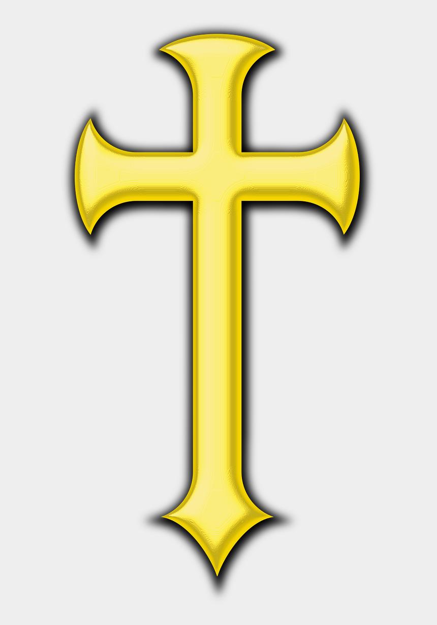 christian cross clip art, Cartoons - Christ Christian Cross Jesus Png Image - Christianity Clip Art